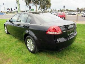 2012 Holden Commodore VE II MY12.5 Omega Black 6 Speed Automatic Sedan Hoppers Crossing Wyndham Area Preview