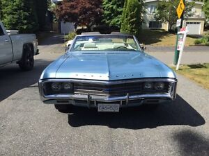 1969 Chevrolet Impala Convertible North Shore Greater Vancouver Area image 2