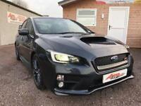 2014 SUBARU WRX 2.5 STI TYPE UK 4D 300 BHP