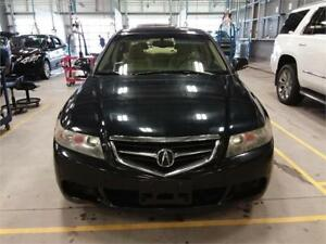 2004 Acura TSX/LTHR HTD SEATS/SUNROOF/LOADED!!!