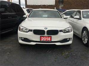 2014 BMW 3 Series 320i xDrive ONEOWNER CERTIFIED NO ACCIDENT