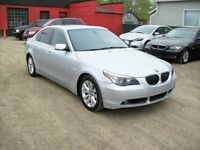 2006 BMW 550 550i SPORT /LEATHER/LOW KM