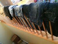 jeans , pants