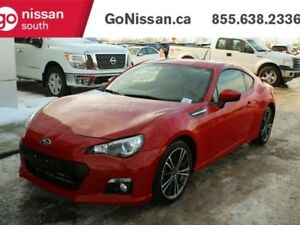2014 Subaru BRZ SPORT TECH, SUNROOF, LEATHER, NAVIGATION, HEATED