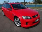 2009 Holden Commodore VE MY09.5 SS-V Red 6 Speed Manual Sportswagon Albert Park Charles Sturt Area Preview