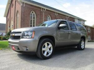 2007 Chevrolet Suburban LTZ - 7PASS+DVD+LEATHER+SUNROOF+CERT