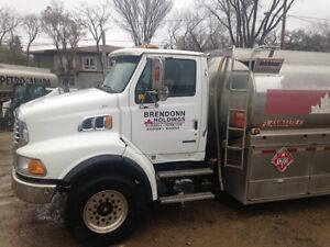 Automatic Fuel Truck For Sale