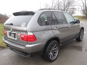 LOW KMs 156200 ! IMMACULATE  !  2006 BMW X5 London Ontario image 7