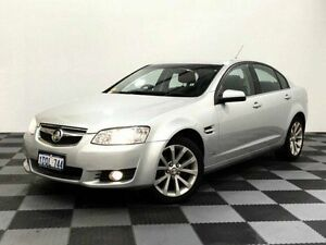 2011 Holden Berlina VE II International Silver 6 Speed Sports Automatic Sedan Edgewater Joondalup Area Preview