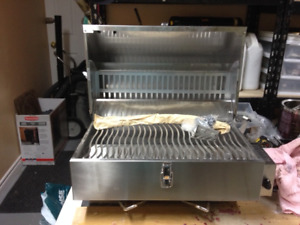 Napoleon stainless steel grill