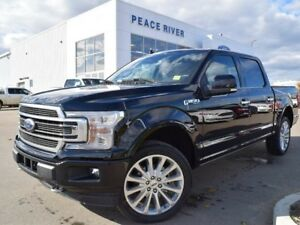 2018 Ford F-150 Limited 4x4 SuperCrew Cab Styleside 145.0 in. WB