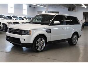 2013 Land Rover Range Rover Sport Supercharged NAVIGATION! POWER