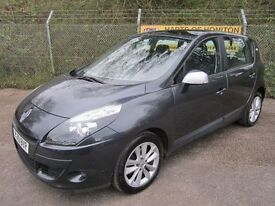 Renault Scenic 1.9 i-Music DCi Turbo Diesel 5DR (eclipse grey) 2010