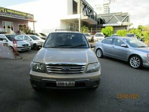 2007 Ford Escape ZC XLS Brown 4 Speed Automatic Wagon Coorparoo Brisbane South East Preview