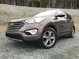 2013 Hyundai SANTA FE XL 3.3L FWD
