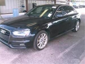 2014 Audi  A4 AWD! ONLY 26,264 MILES!