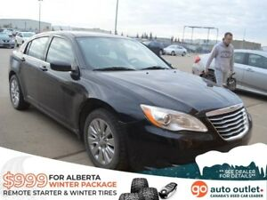 2013 Chrysler 200 LX - Low Mileage!