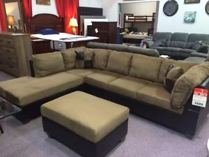 BOXING DAY SALE ON SECTIONALS UPTO 70% OFF FREE TABLET OR LED TV Kitchener / Waterloo Kitchener Area image 6