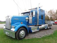 2012 KENWORTH W900L, COMES WITH WARRANTY !!!