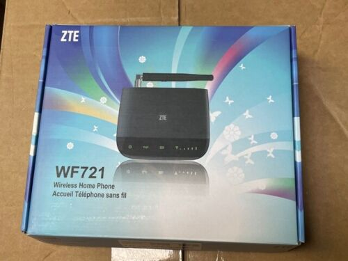 Lot of 14pcs ZTE WF721 GSM Unlocked Wireless Home Telephone New Open Box