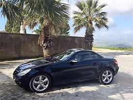 Mercedes-Benz SLK SLK350 7G-Tronic 2dr ***EXCEPTIONALLY LOW MILEAGE & VERY CLEAN***