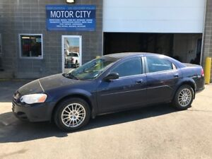 2004 Chrysler Sebring LXi Sedan