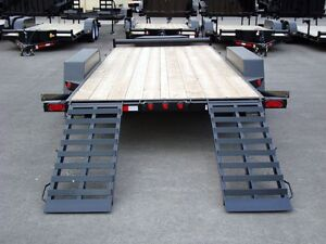 5 Ton Miska Low Bed Float Trailers - Canadian Made Kitchener / Waterloo Kitchener Area image 4