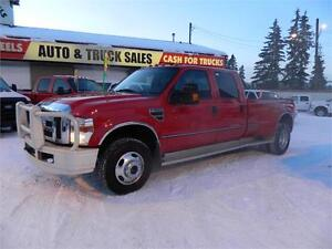 2009 Ford F-350 ONLY 155, 000KMS/LEASE OR FINANCE ONLINE Edmonton Edmonton Area image 3