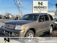 2002 Ford Explorer Limited 4x4 | Leather Interior | Heated Seats