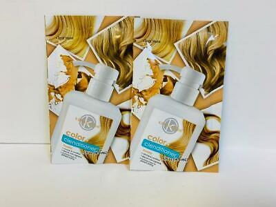 Keracolor Color + Clenditioner Honey Sample 5 oz X 2