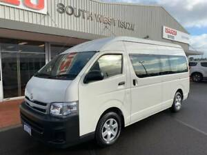 TOYOTA COMMUTER BUS, 12 SEATER, 2012 Picton Bunbury Area Preview