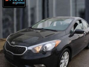 2016 Kia Forte LX with heated seats. The real necessity