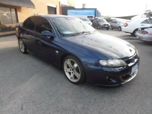 2002 Holden Special Vehicles Clubsport VX II R8 4 Speed Automatic Sedan Wangara Wanneroo Area Preview