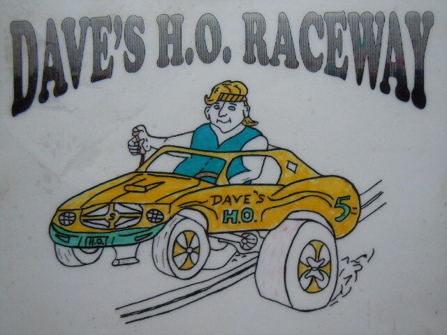 Dave's HO Raceway Products