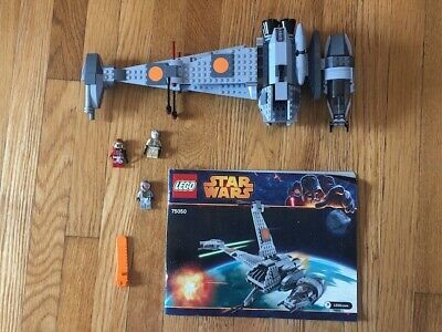 Lego Star Wars 75050 B-wing, complete / no box