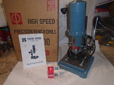 Machinist Lathe Mill Machinist Precision High Speed Drill In Box