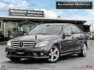 2010 MERCEDES BENZ C300 4MATIC |BLUETOOTH|LEATHER|SUNROOF