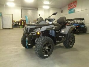 GREAT SELECTION OF BRAND NEW CFMOTO QUADS and SIDE BY SIDES