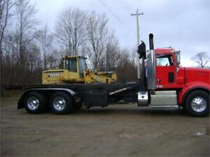 2012 Peterbilt Roll off unit