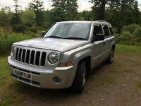 REDUCED Jeep Patriot 2008 - with Boston Acoustic Sound System