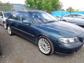 2003 52 reg volvo s60 2.4 diesel mot to 9/2017 mile 119000 good old car must be cheap £550