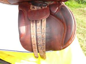 "16.5"" Barnsby English Saddle Penticton Kelowna image 4"