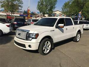 2011 FORD F-150 LARIAT LIMITED 4X4 6.2L