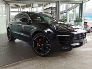 2017 Porsche Macan 95B MY18 GTS PDK AWD Black 7 Speed Sports Automatic Dual Clutch Wagon North Hobart Hobart City Preview