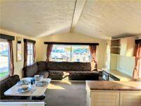 Static caravan for sale Bridlington Skipsea Sands 12 month season pitch fees included Driffield