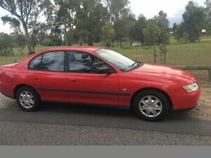 2004 Holden Commodore VY II Executive Red 4 Speed Automatic Sedan Salisbury Brisbane South West Preview