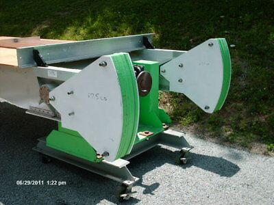 Tilt Table Aluminum Custom Built 10x69 Manual Tilt