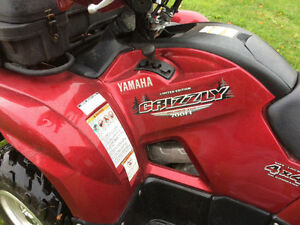 LOOKING FOR 2008 YAMAHA GRIZZLY ACCESSSORIES