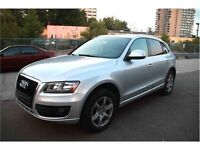 4WD, 2009 Audi Q5 , panorama sunroof , brand new condition