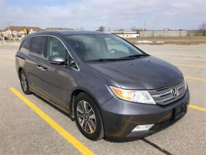 2015 Honda Odyssey Touring low kms very clean
